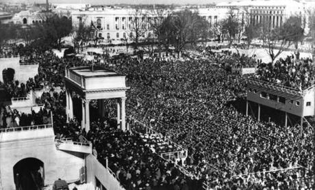analysis of jfks inaugural address in 1961